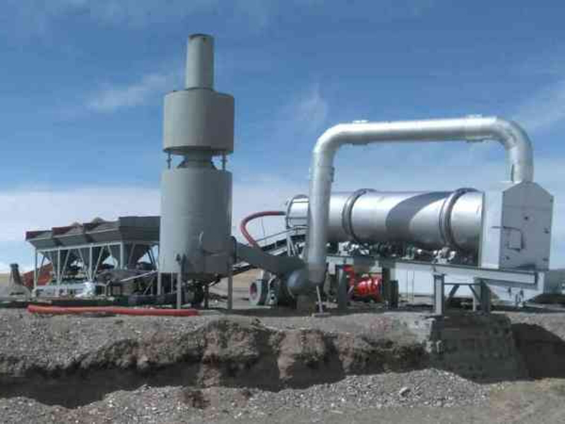 How to maintain the stability of asphalt concrete mixing plant